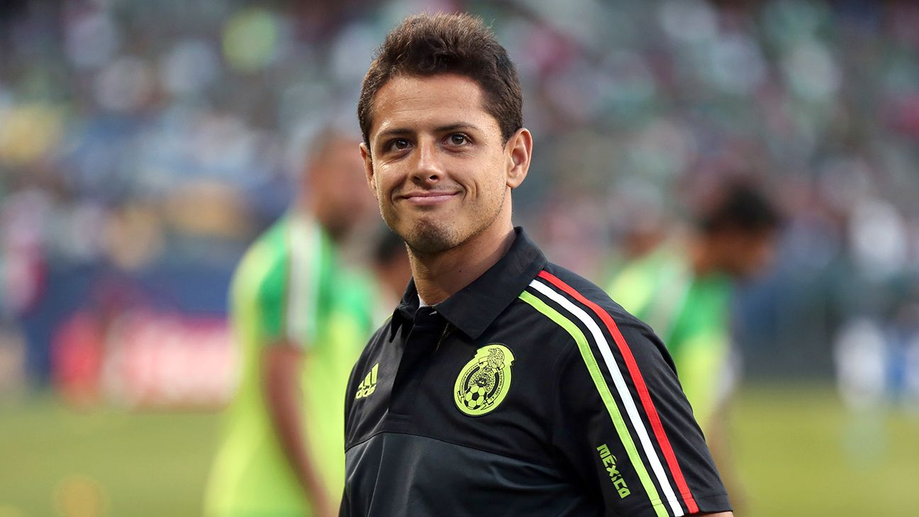 "Javier ""Chicharito"" Hernandez signing at Leverkusen hailed"