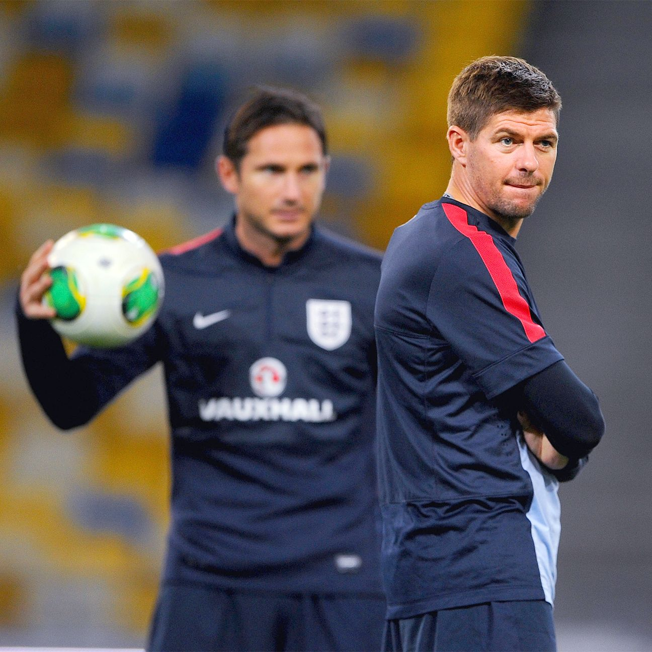 Steven Gerrard and Frank Lampard were two of the finest midfielders of their generation.