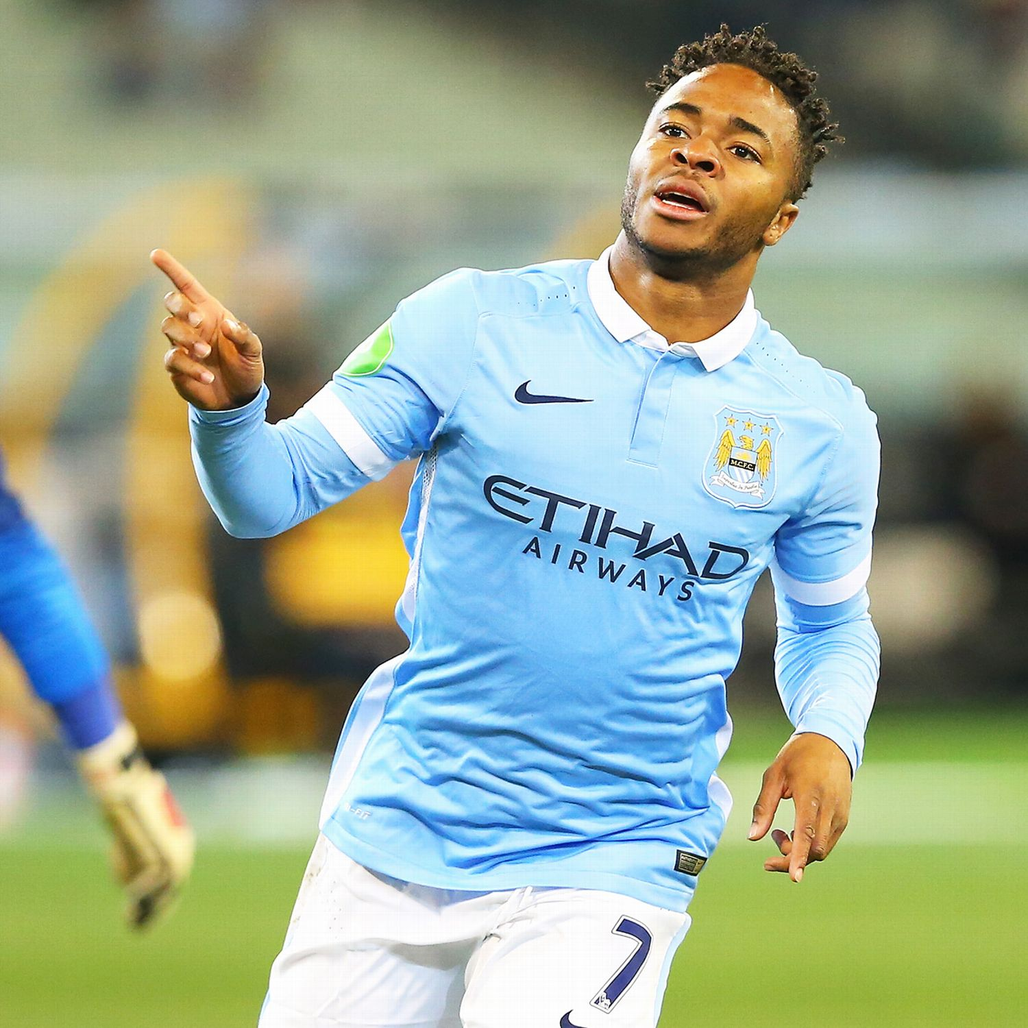 Raheem Sterling Scores As Man City Beat Roma On Penalties