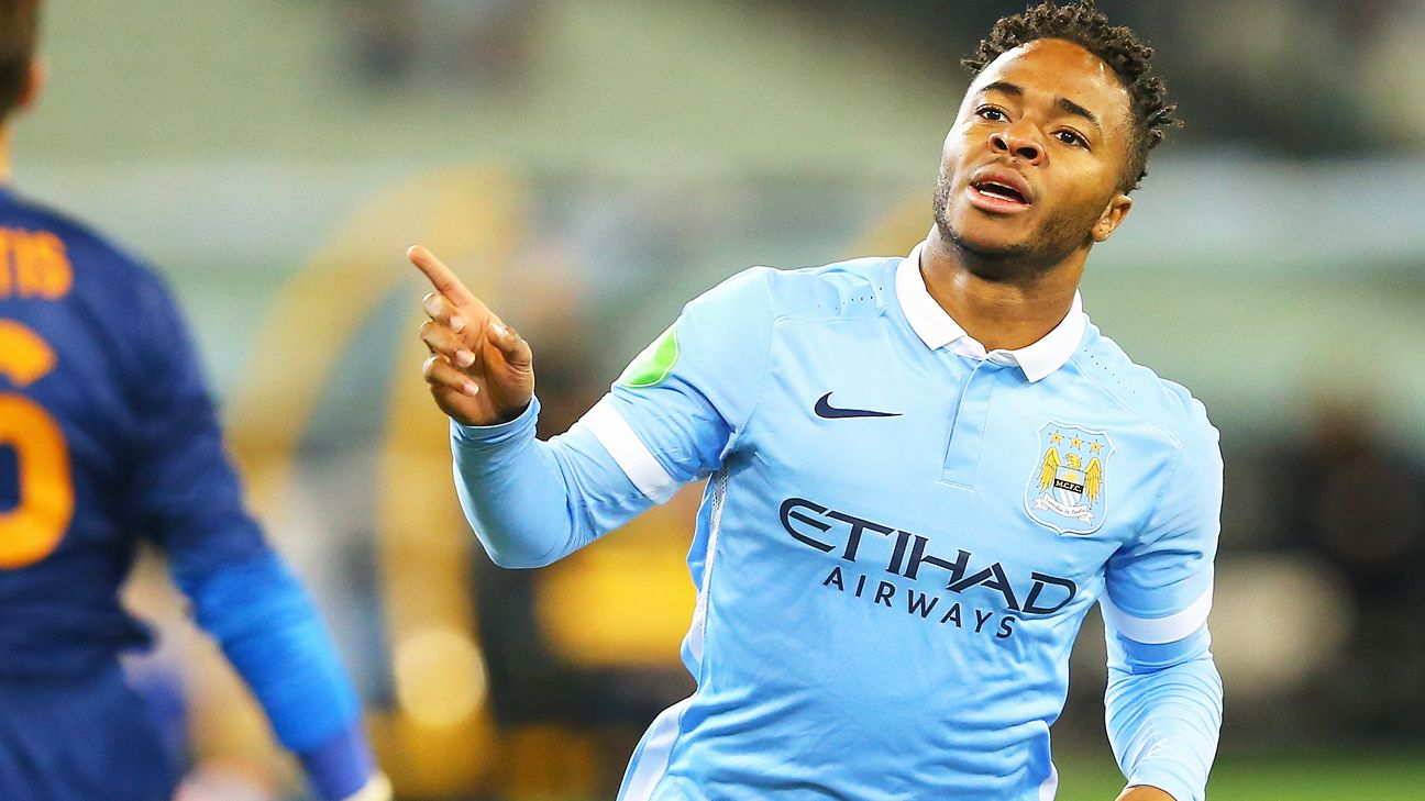 Raheem Sterling scores as Man City beat Roma on penalties ...
