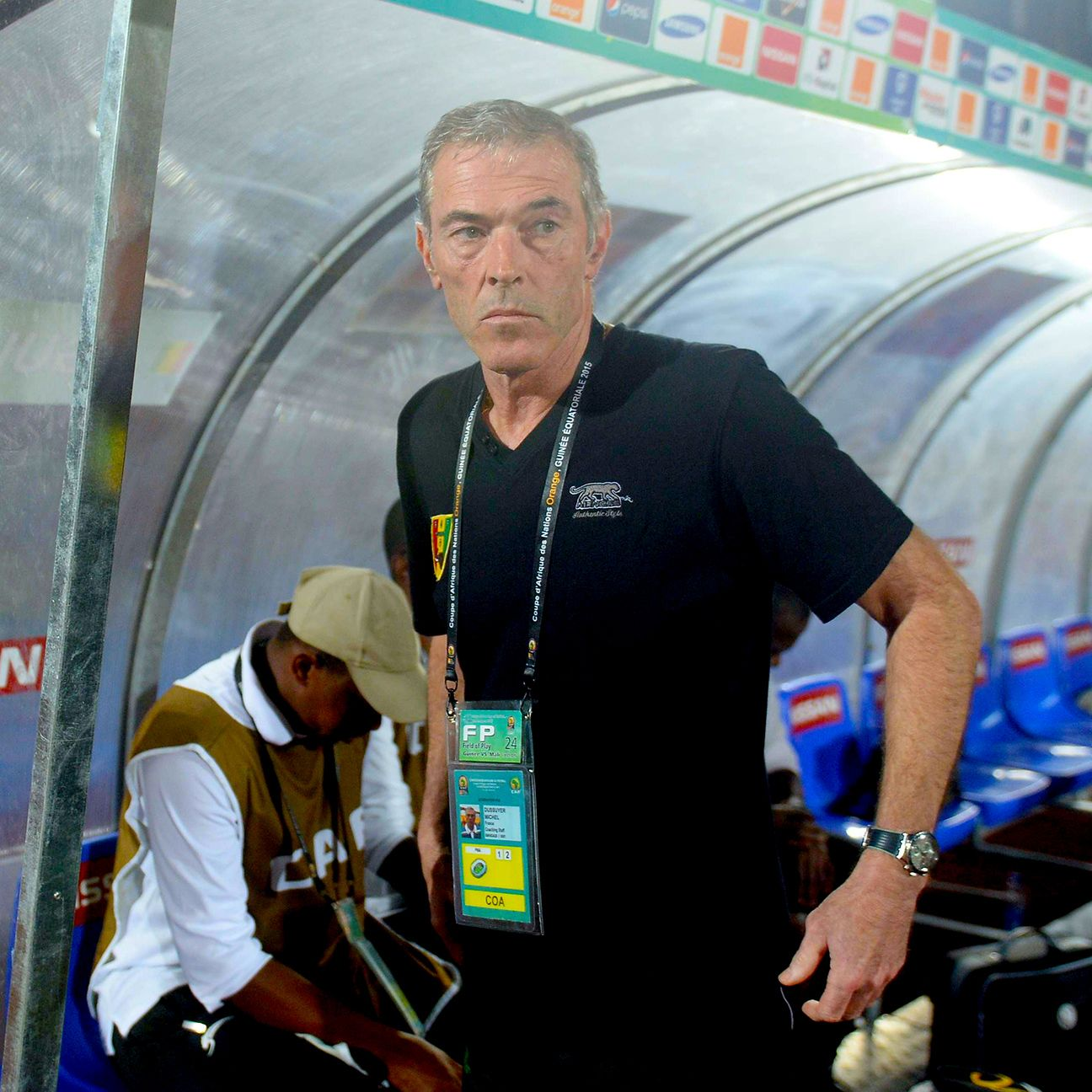 After previously coaching Benin and Guinea, Michel Dussuyer faces a new kind of pressure in leading the Ivory Coast.