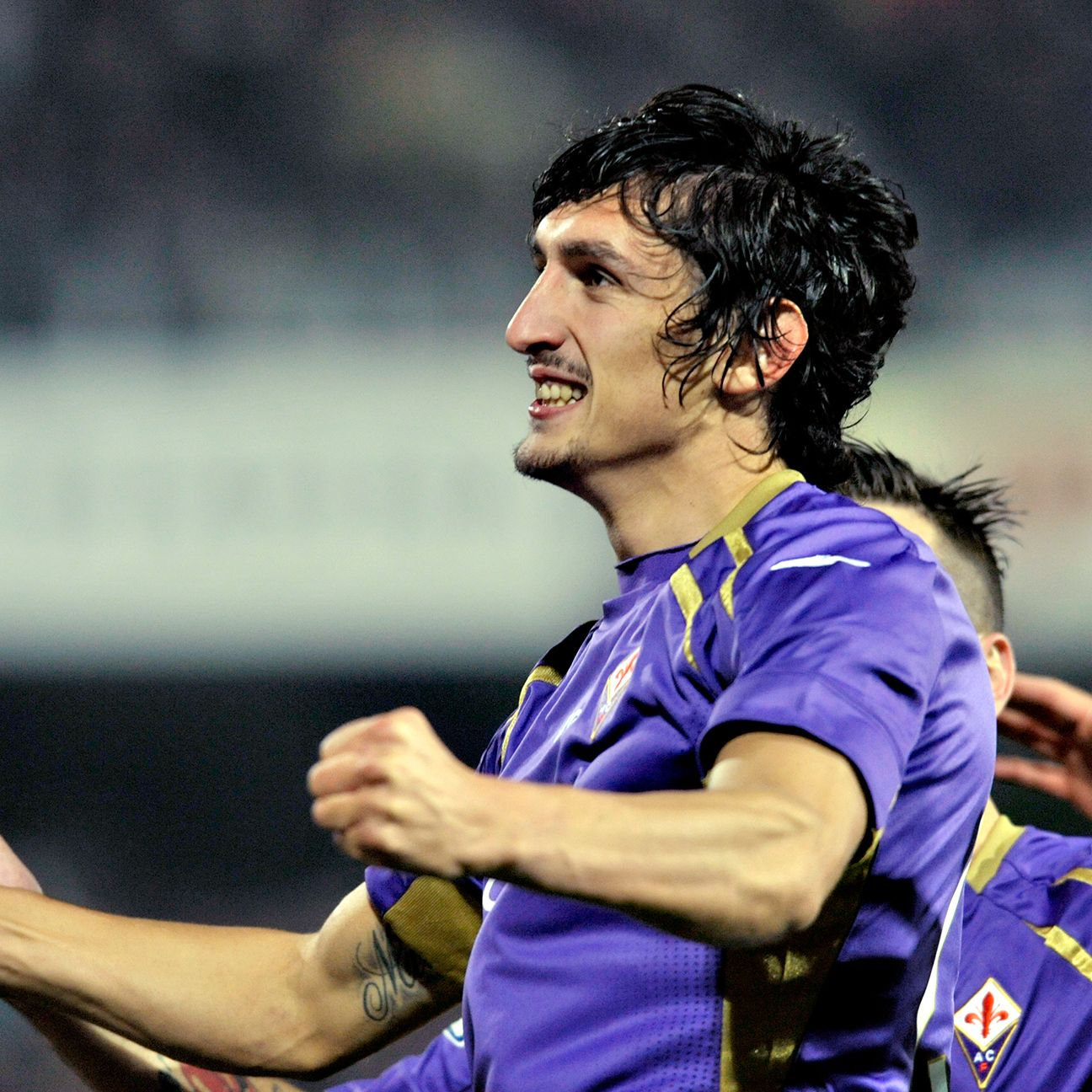 Stefan Savic started 28 Serie A matches for Fiorentina in 2014-15.