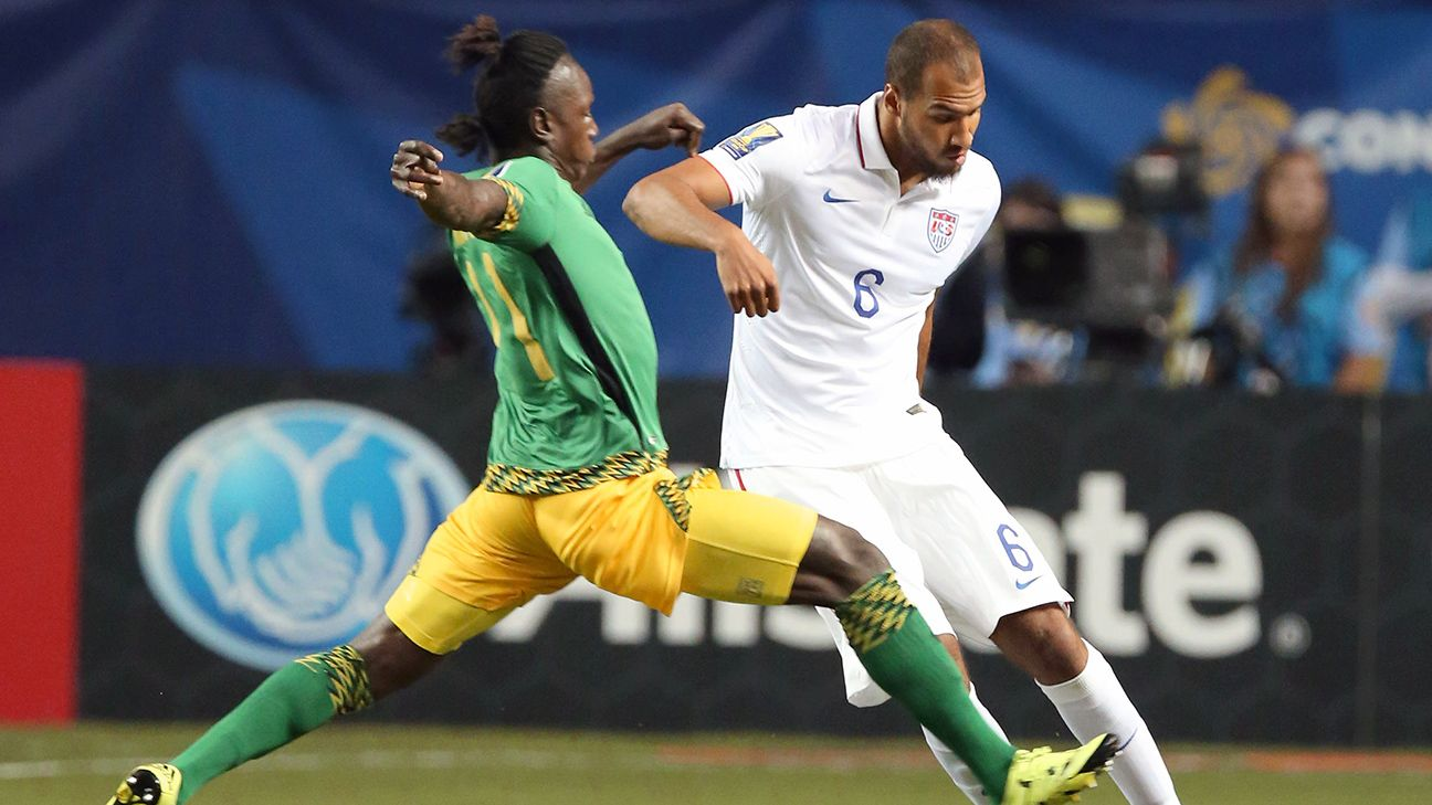 John Brooks was error-prone in the United States' 2-1 loss to Jamaica.