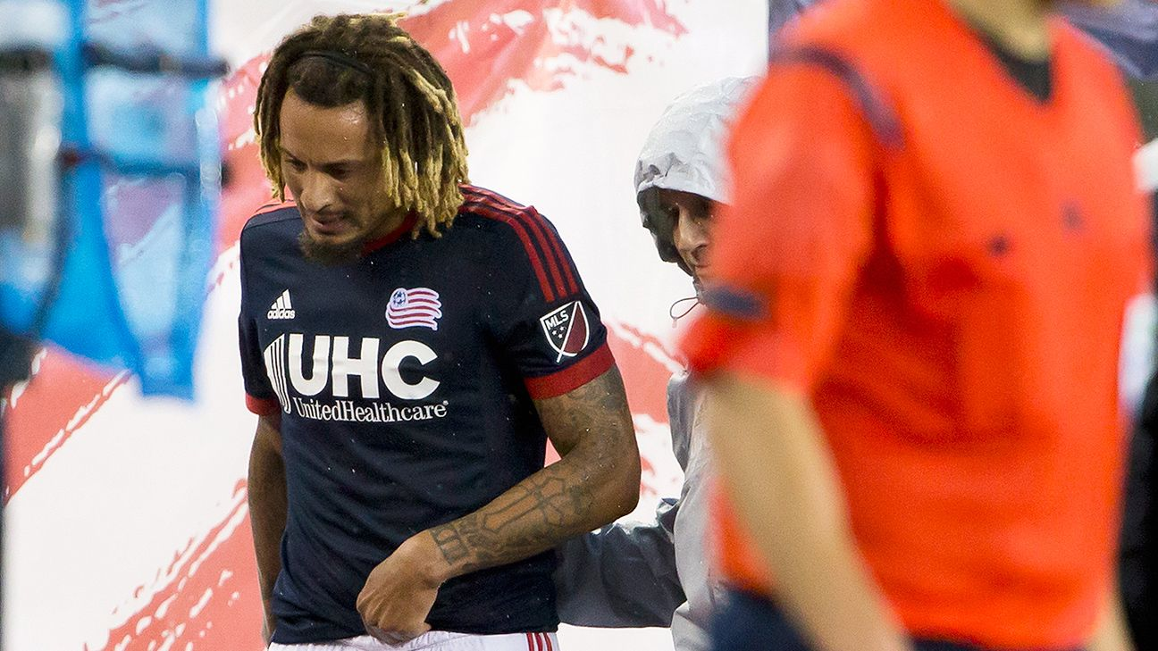 Jermaine Jones suffered a groin strain that required bilateral sports-hernia surgery May 31.