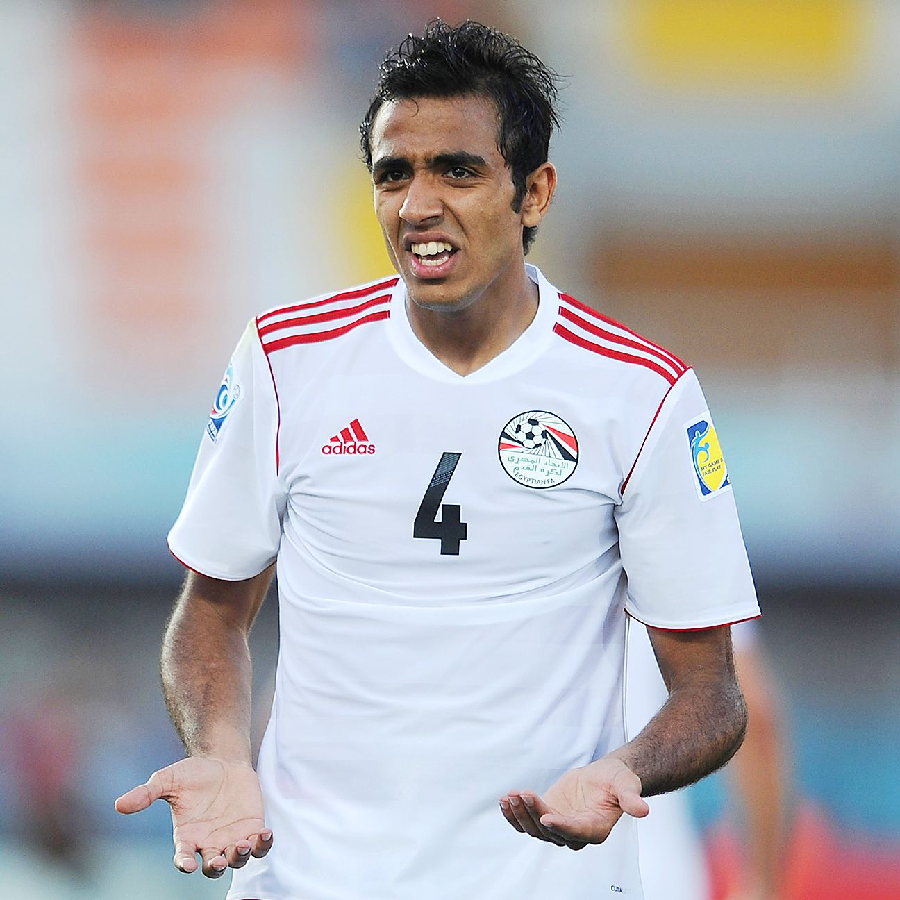 Mahmoud Kahraba scored a brace in Egypt's 4-0 win over Uganda in CAF Under-23 Championship qualifying.