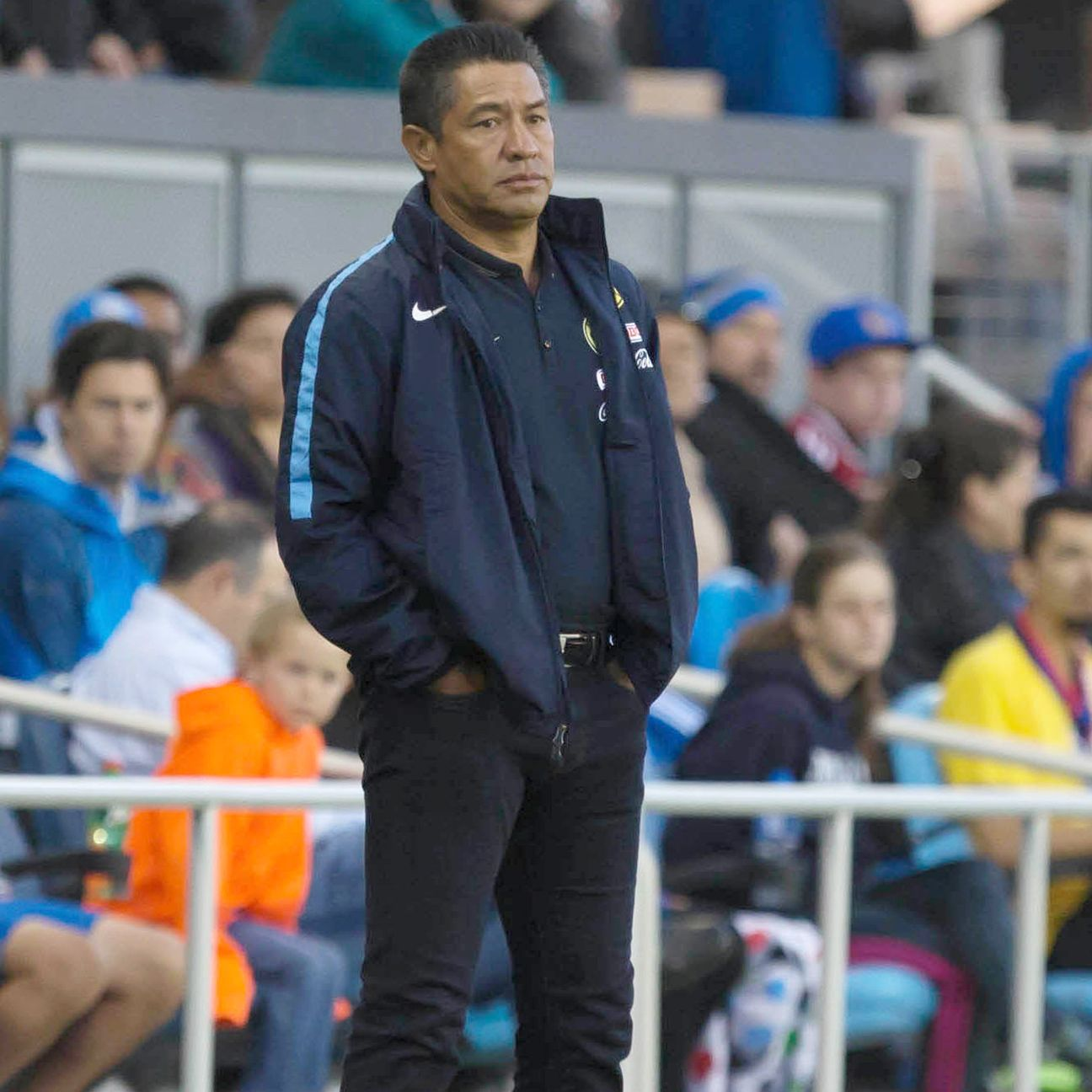 Club America begin the 2015 Apertura under the guidance of Ignacio Ambriz, the club's third coach in as many seasons.