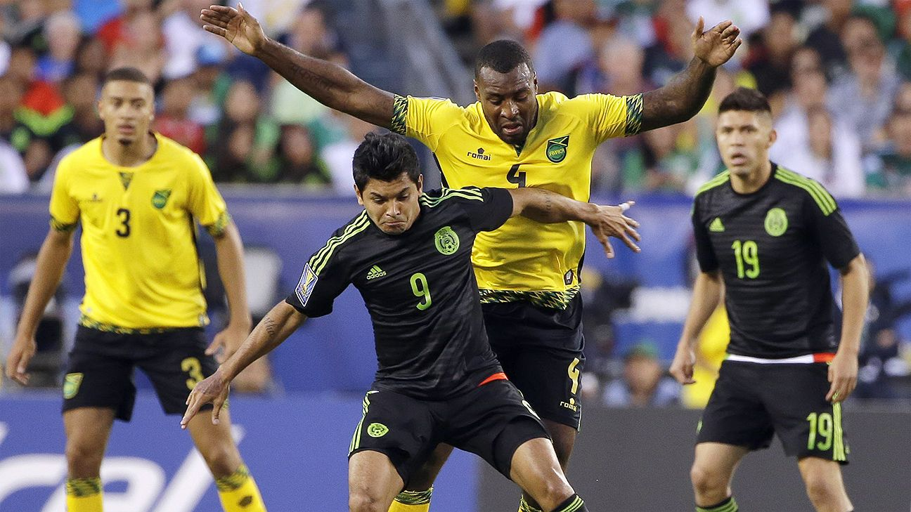 Jesus Corona thrived starting in place of Carlos Vela in Mexico's Gold Cup final triumph.