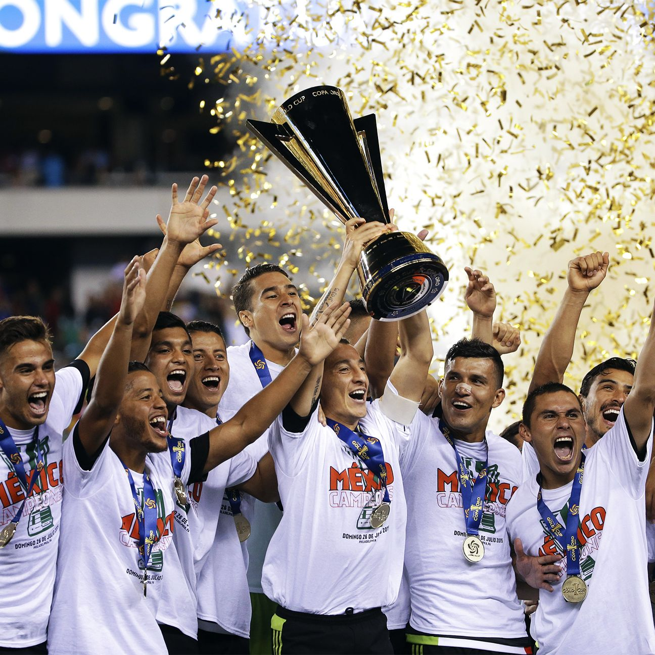 Mexico are coming off a successful summer in which they claimed the 2015 Gold Cup.
