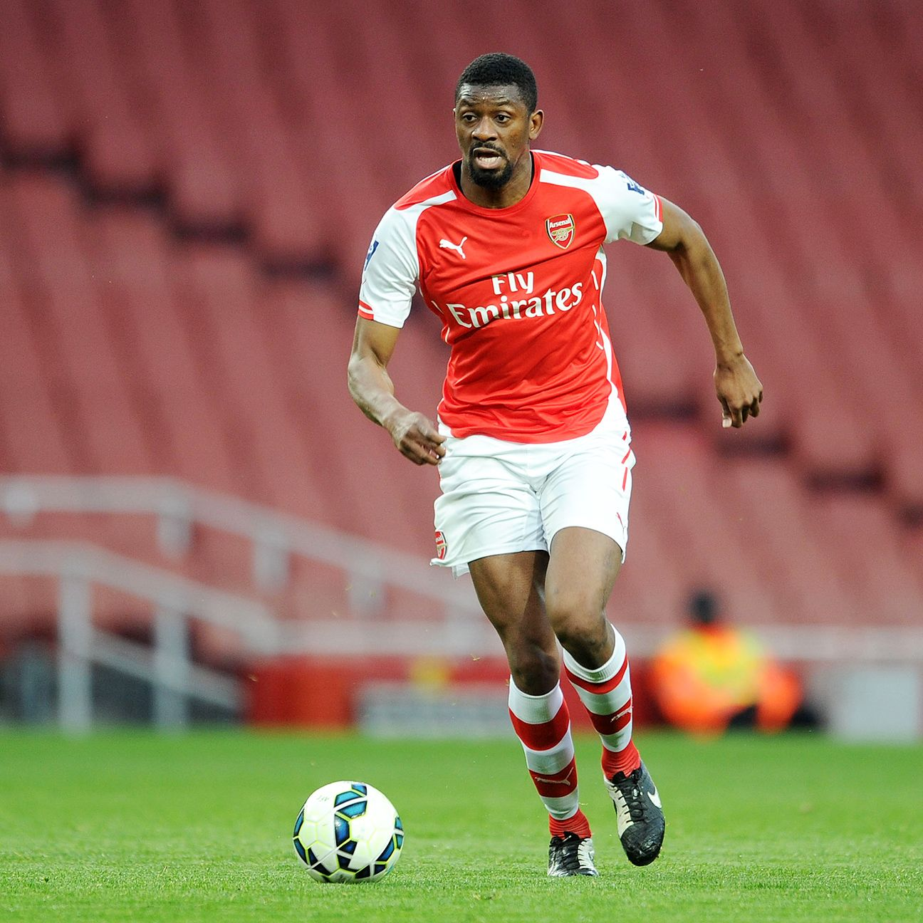 In the past three seasons, Abou Diaby has appeared in just 12 Premier League matches.