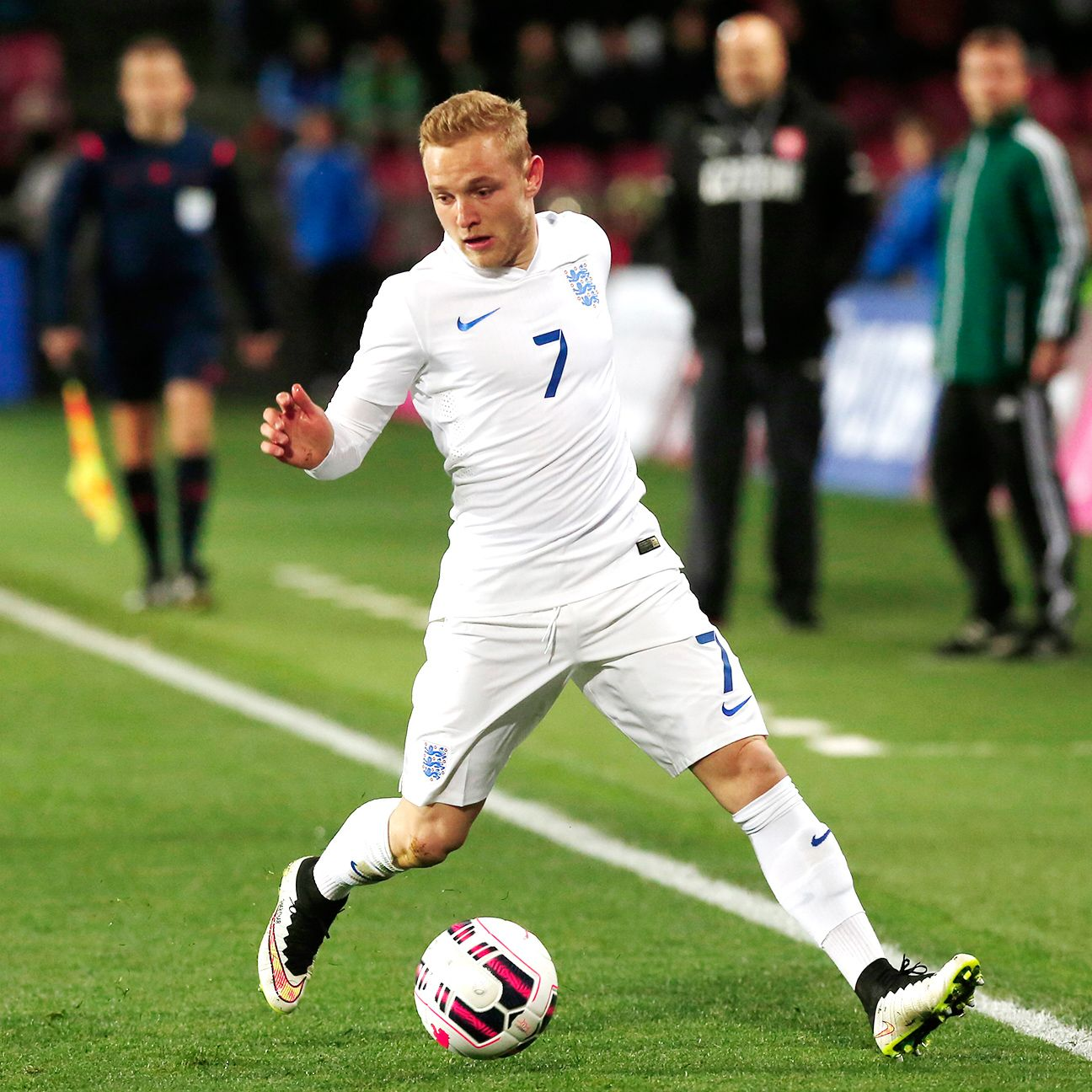 Tottenham fans will hope to see big things from England youth international Alex Pritchard in 2015-16.