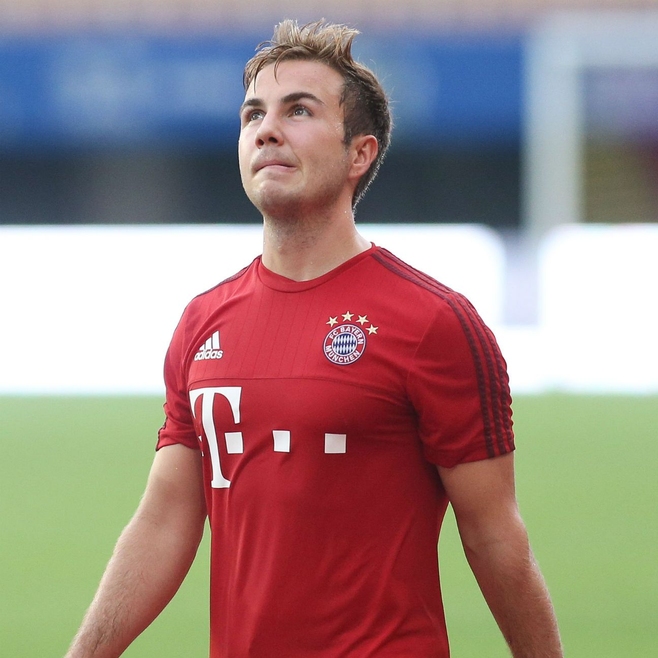 While Mario Gotze has struggled since joining Bayern from Borussia Dortmund two years ago, the World Cup final hero is likely to remain in Munich for 2015-16.