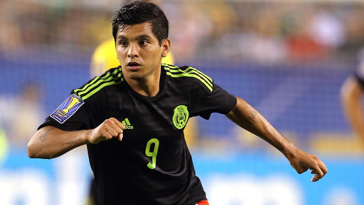 Jesus Corona's explosiveness made him a key figure in Mexico's Gold Cup title run.