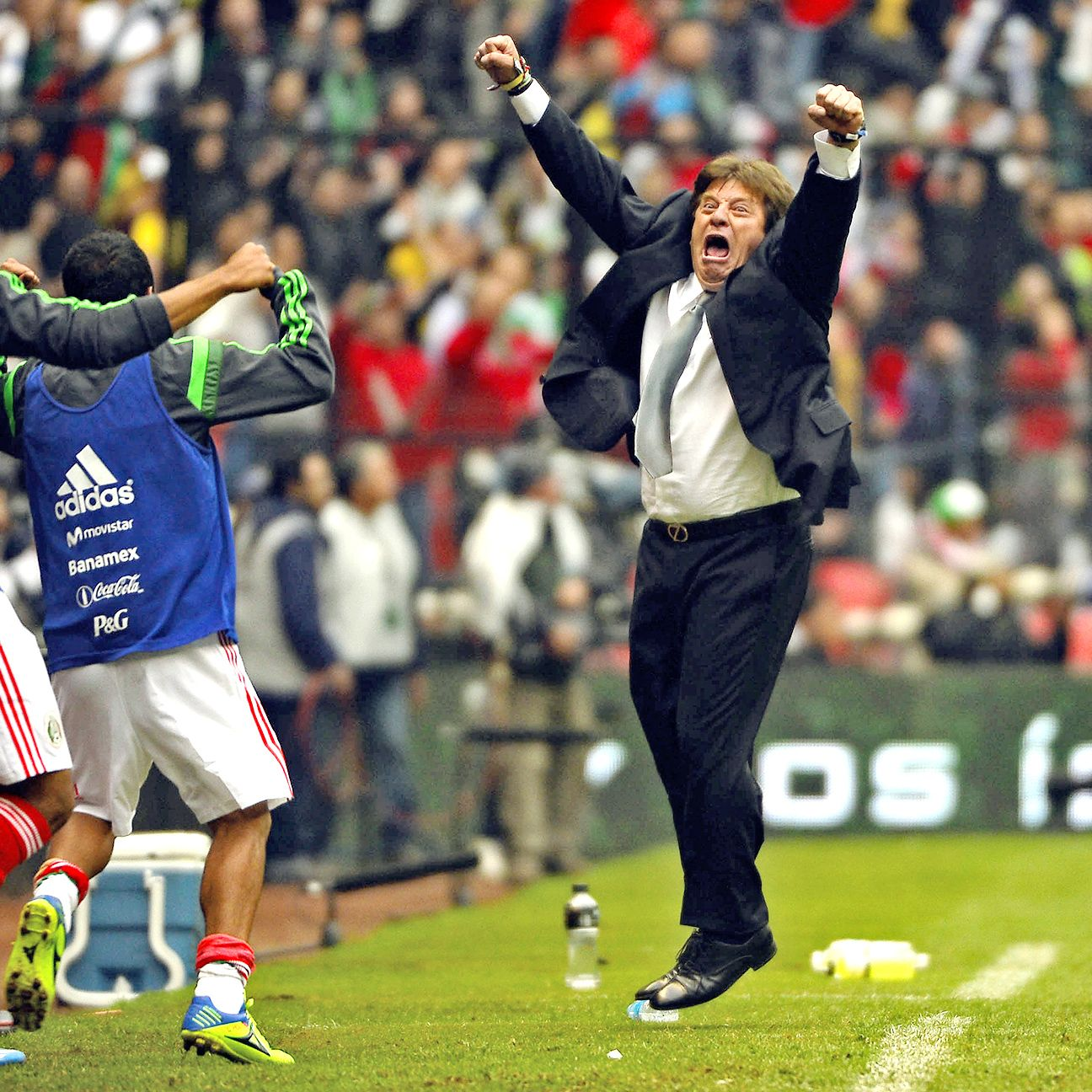 When Mexico was it its very lowest after a fortunate fourth-place finish in CONCACAF World Cup qualifying, Miguel Herrera instilled some badly needed swagger into <i>El Tri</i>.