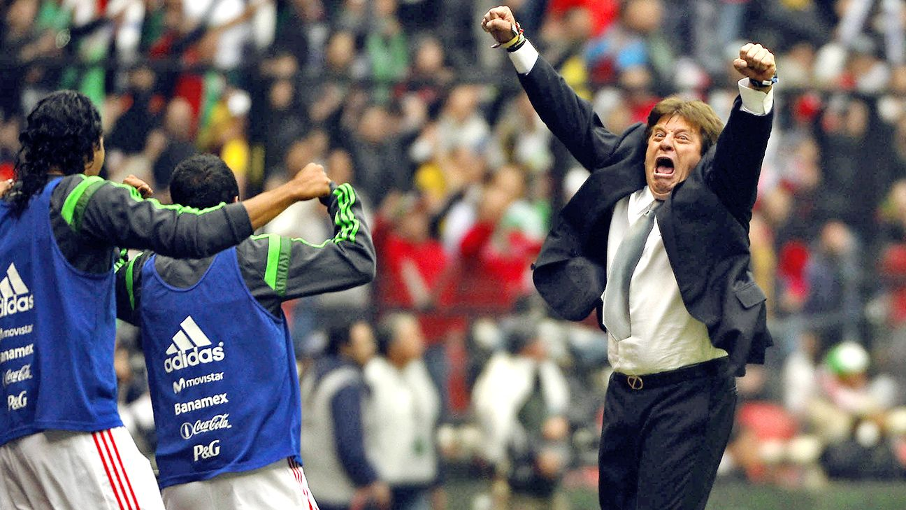 Former Mexico coach Miguel Herrera is back in Liga MX with Tijuana.