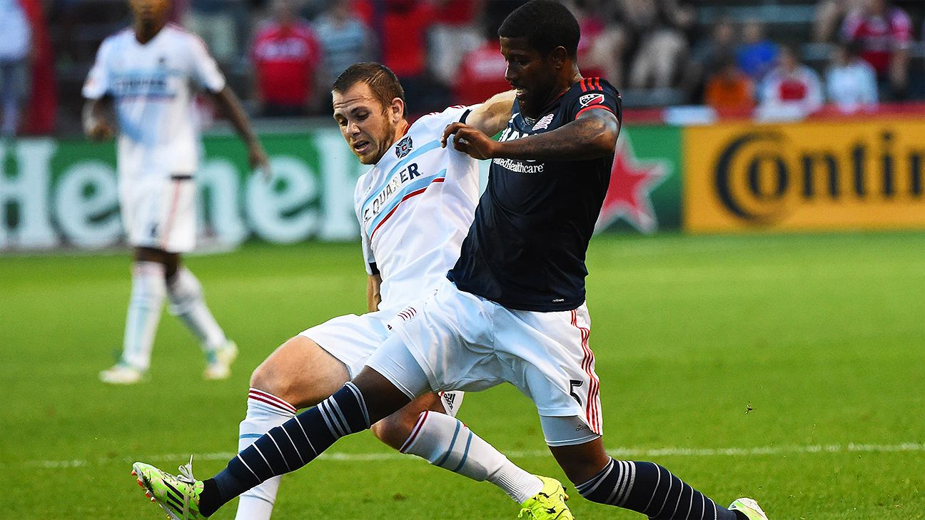 Revs defender Andrew Farrell says the extra work the team is putting in collectively is paying off on the field.