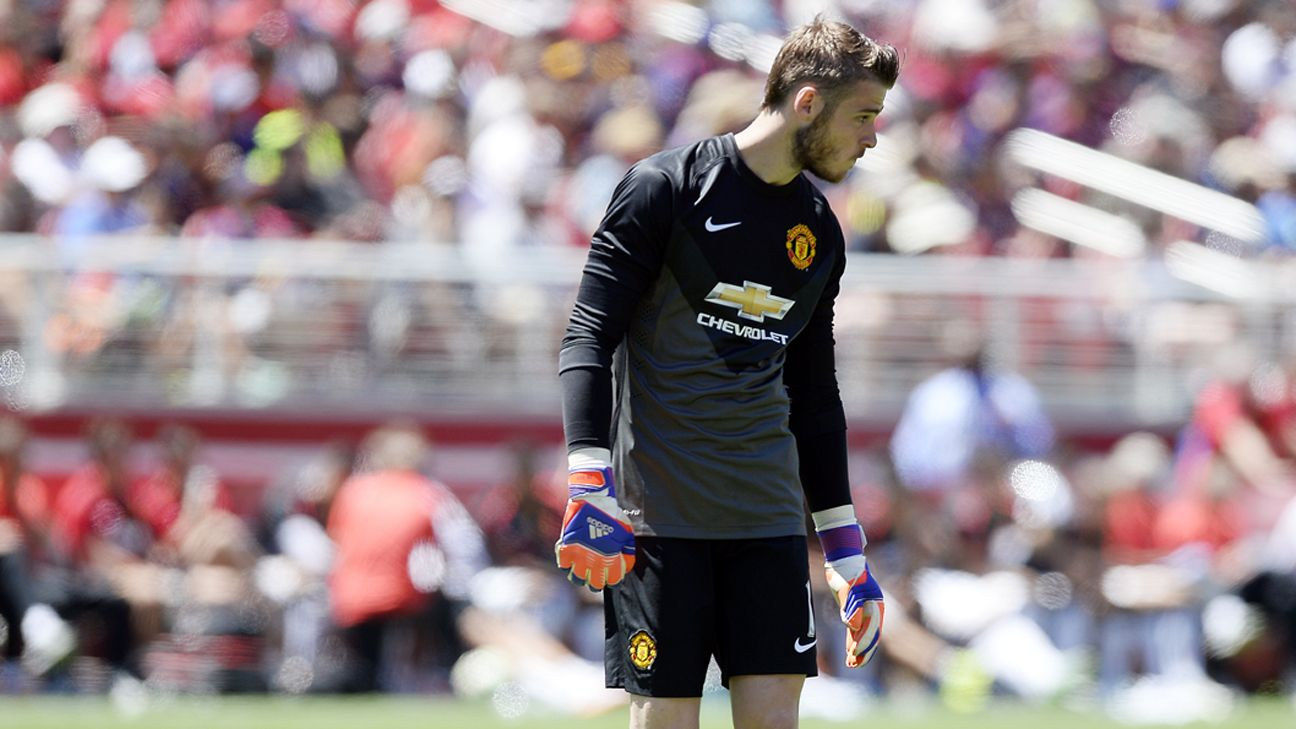 David De Gea to Real Madrid finally on as Louis van Gaal agrees to sell