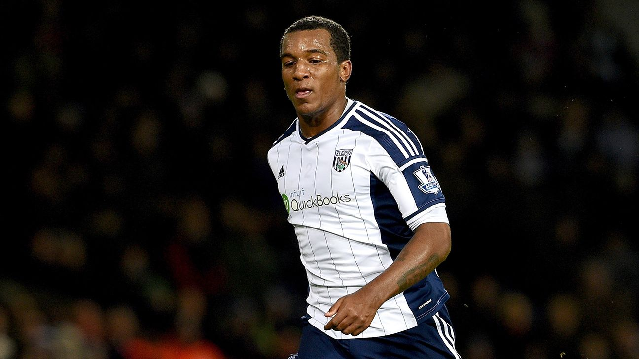 New Norwich City arrival Andre Wisdom made 22 Premier League starts last season for West Brom.