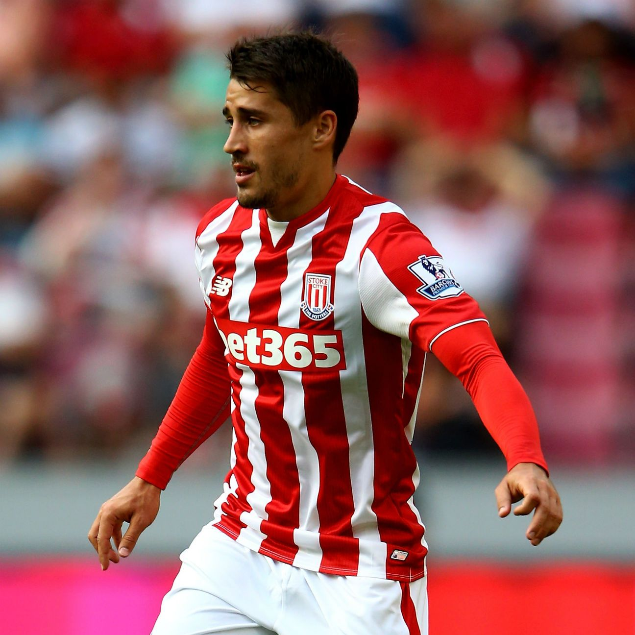 With just three goals through five matches, Stoke could use the help of Bojan to kickstart the team's attack.