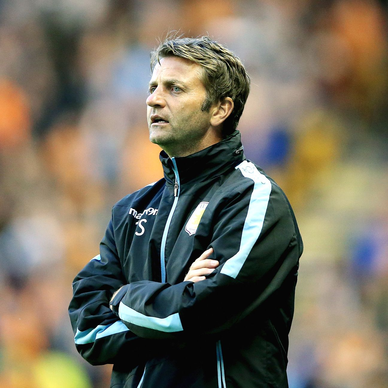 With a win over Man United, Tim Sherwood would cement a place in the hearts of Aston Villa fans.