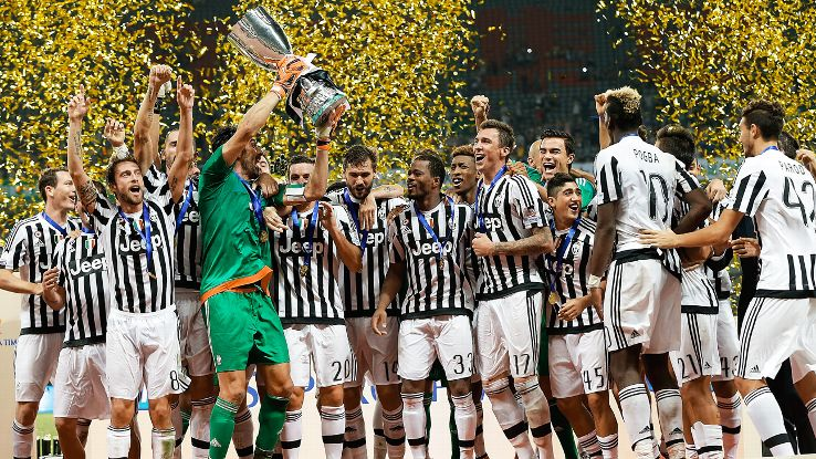 Juventus' penchant for winning trophies of late seems to have carried into 2015-16 with a victory in the Italian Supercoppa final.