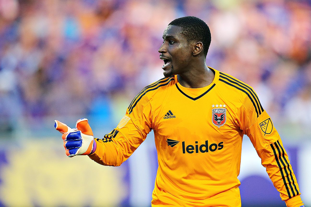Goalkeeper Bill Hamid to leave D.C. United at end of season