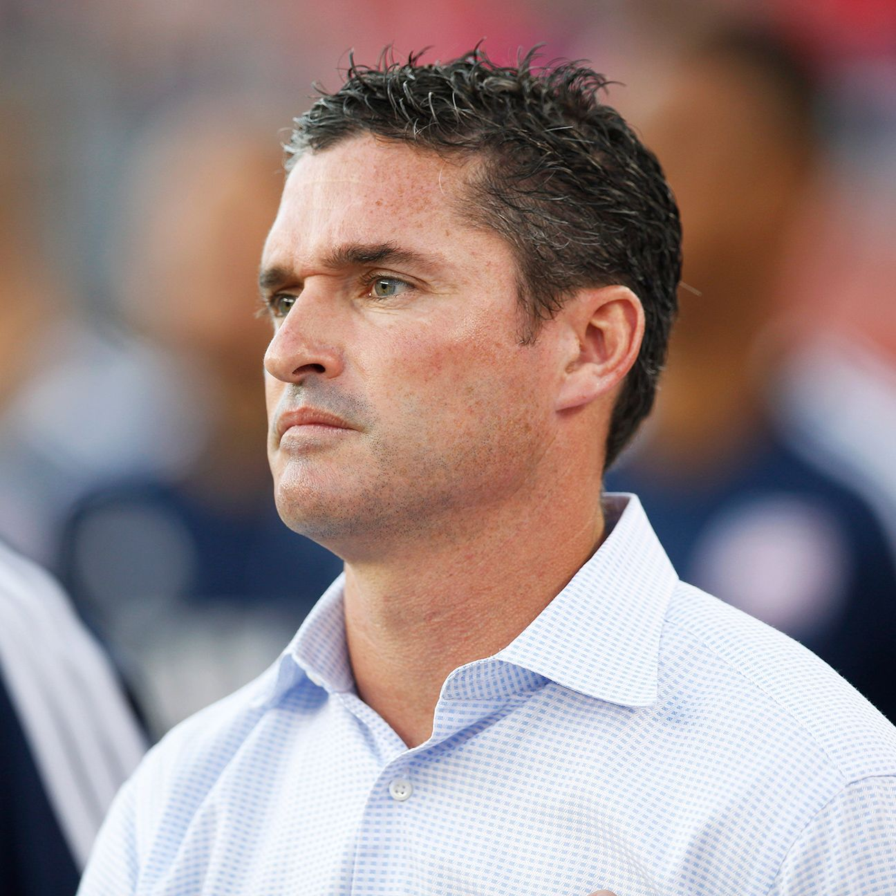 Revolution coach Jay Heaps hopes the break will help his team.