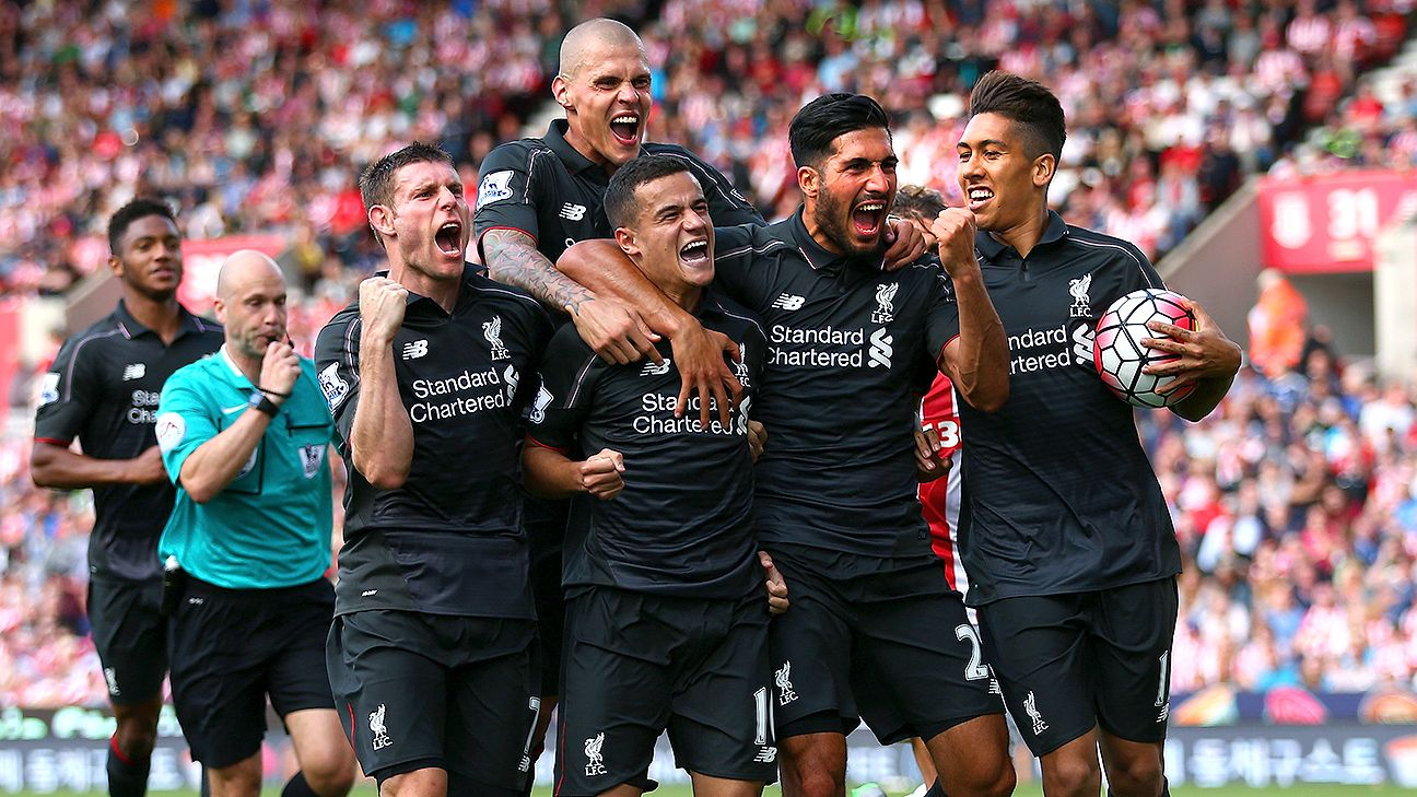 A bit of brilliance from Philippe Coutinho helped Liverpool avenge last May's 6-1 humiliation at Stoke.