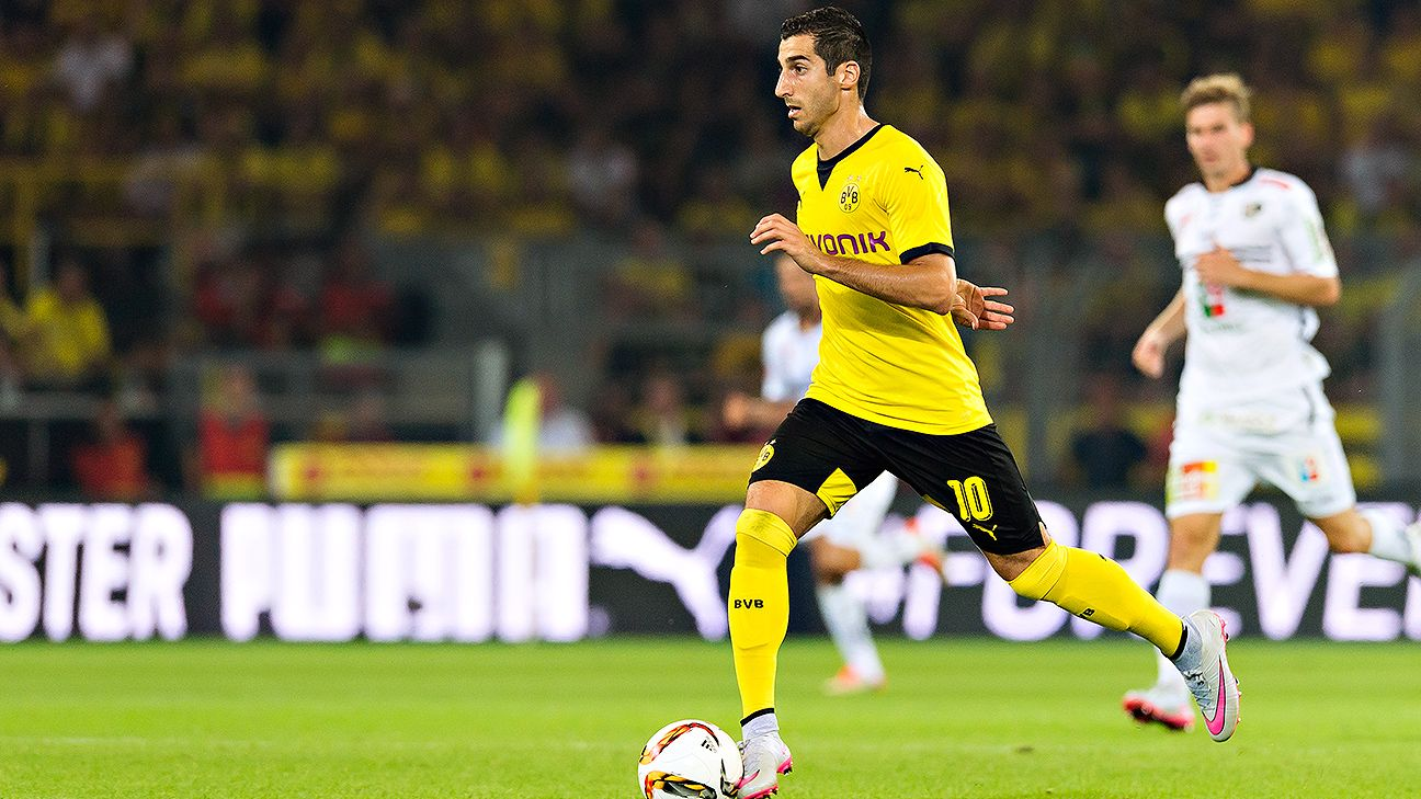 Henrikh Mkhitaryan's early season performances suggest that his third season at Dortmund may be his best.