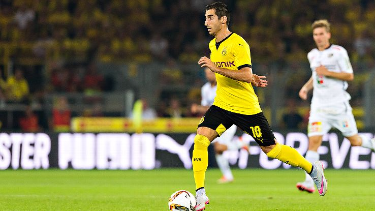 Henrikh Mkhitaryan's early season performances suggest that his third season at Dortmund may be his best.