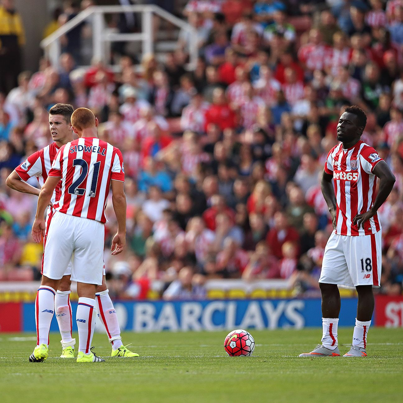 Stoke were stung late by Liverpool, but some attacking help could be on the way to the Potteries soon.