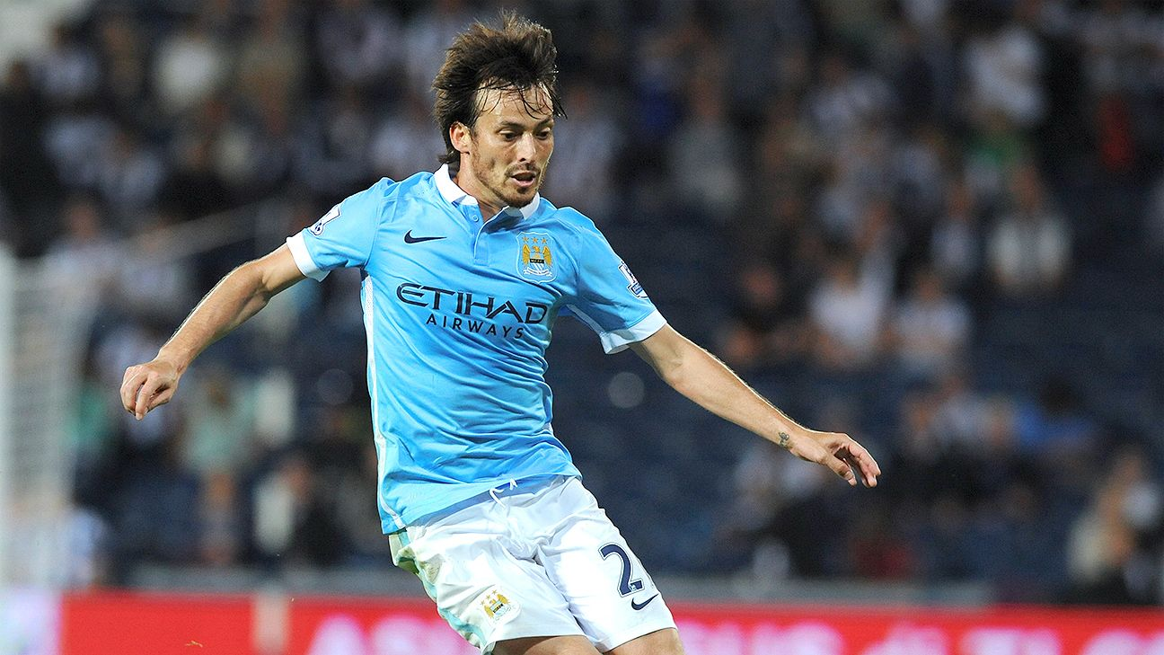 David Silva superb for Manchester City in rout of West Brom ESPN FC