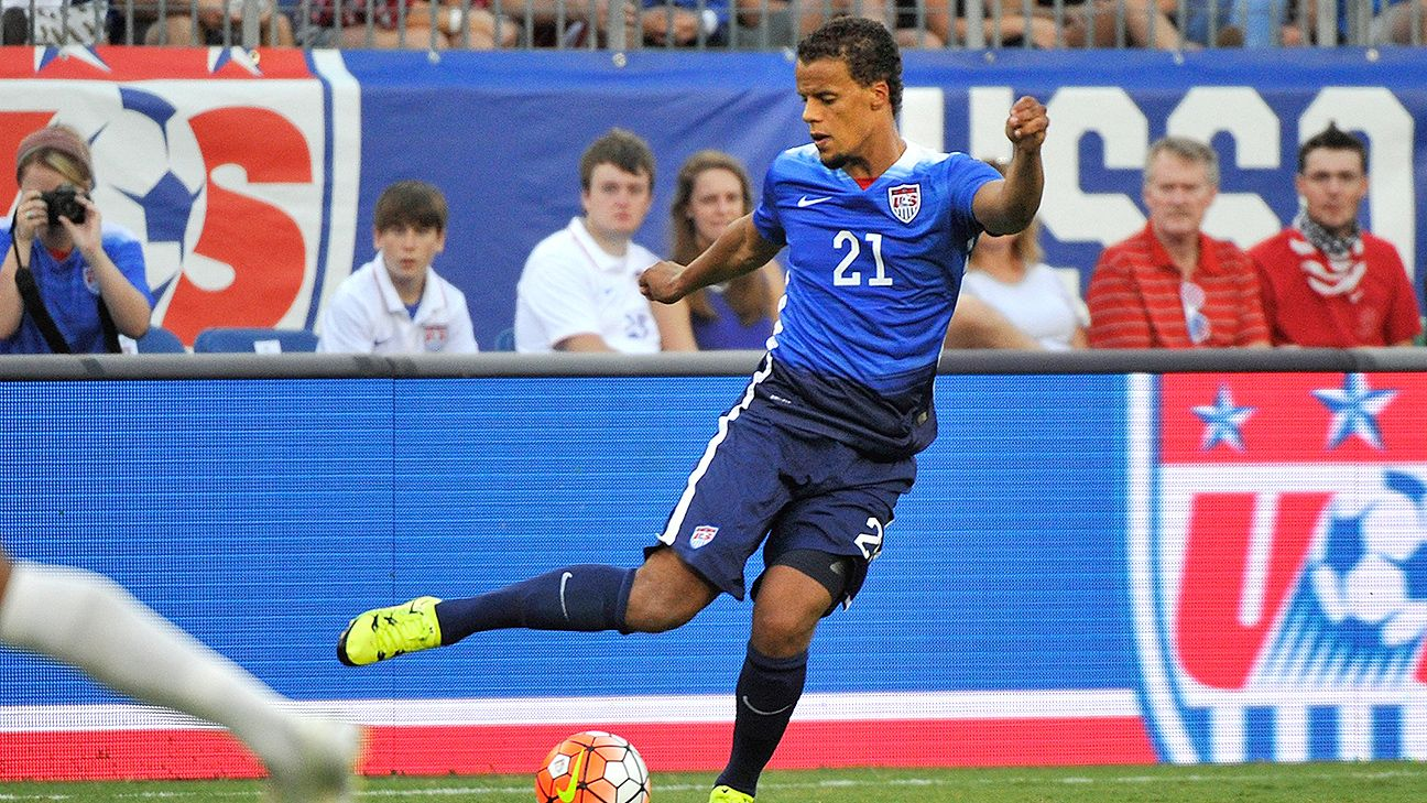 Timothy Chandler's U.S. national team status could jeopardize his standing at Eintracht Frankfurt.