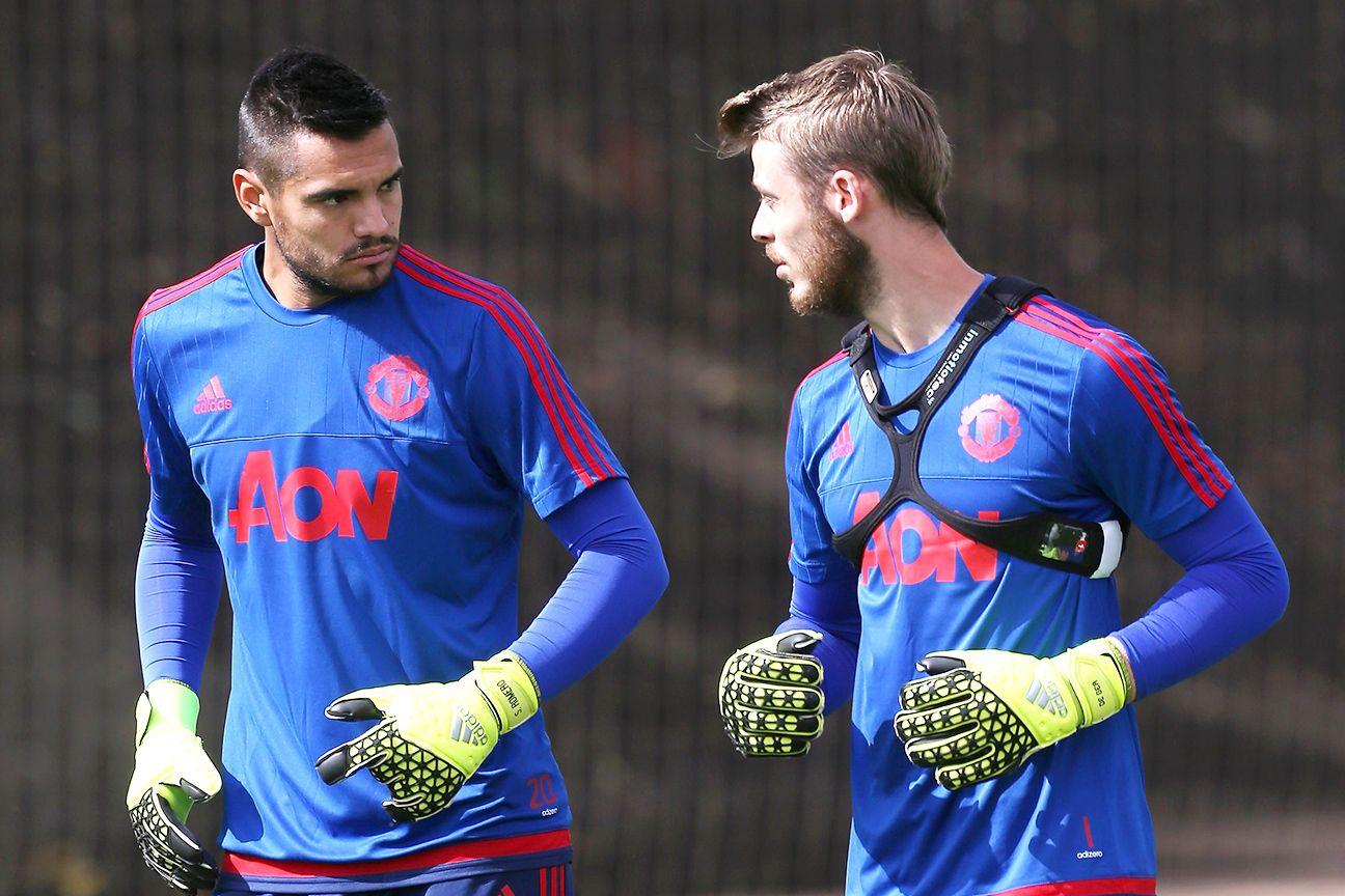 De Gea and Romero 'equally important' to Man United success - Mourinho