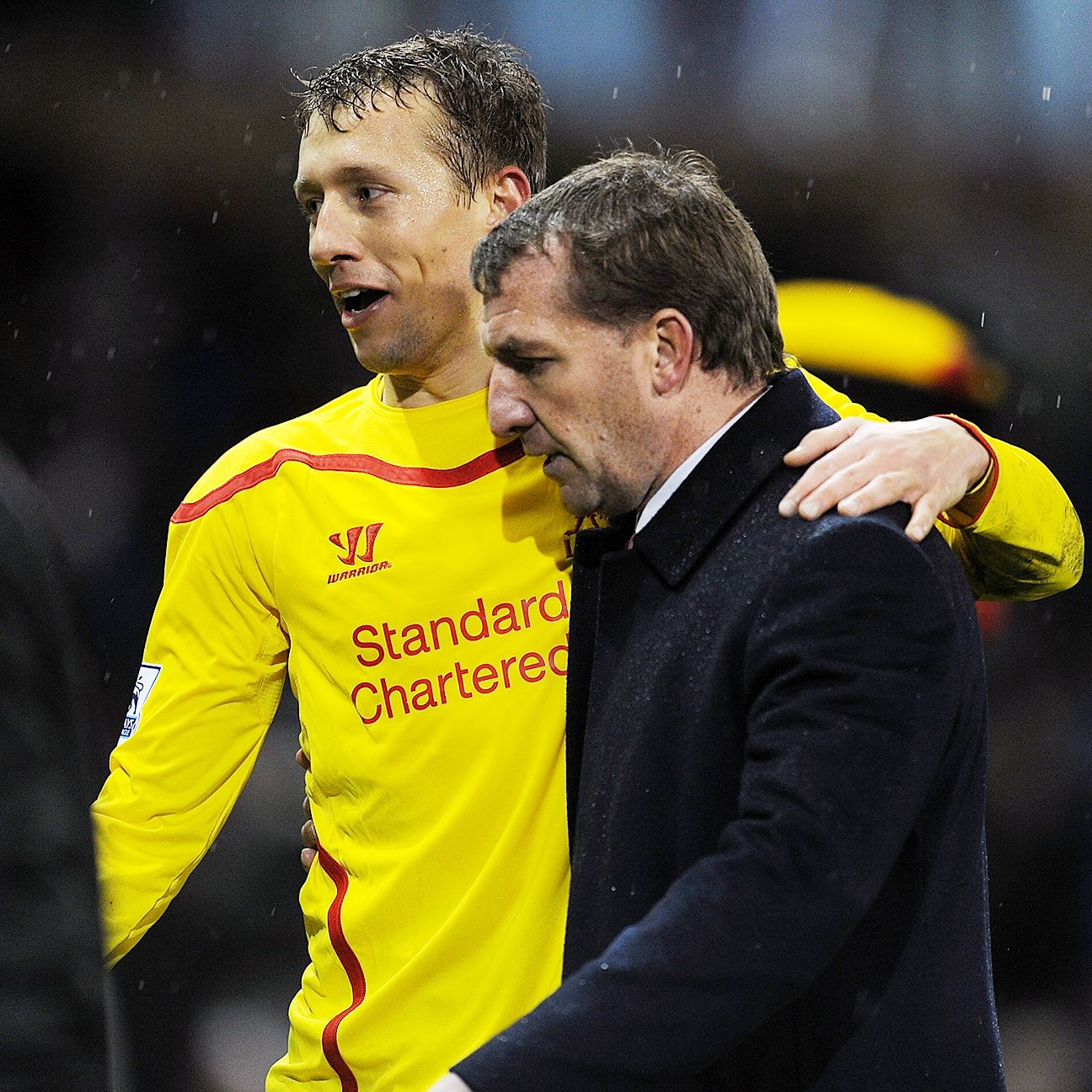 Brendan Rodgers' reluctance to select Lucas Leiva in recent seasons has opened the door to a likely exit.