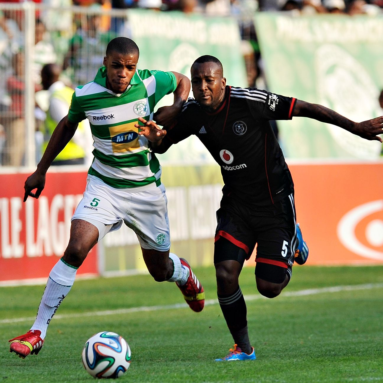 South Africa's Premier Division, home to Bloemfontein Celtic and Orlando Pirates, ranks as one of Africa's most-watched domestic leagues.