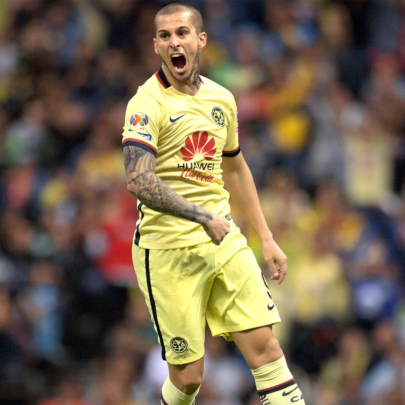 Dario Benedetto's goal and assist helped make for an easy second half for Club America against Dorados.