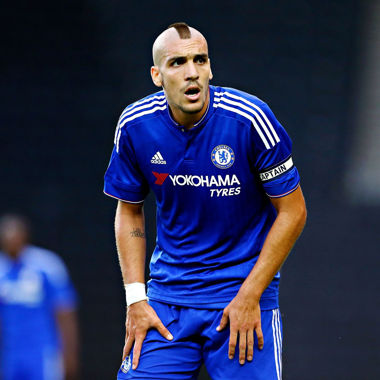 Former Chelsea man Oriol Romeu is the newest arrival to St Mary's.
