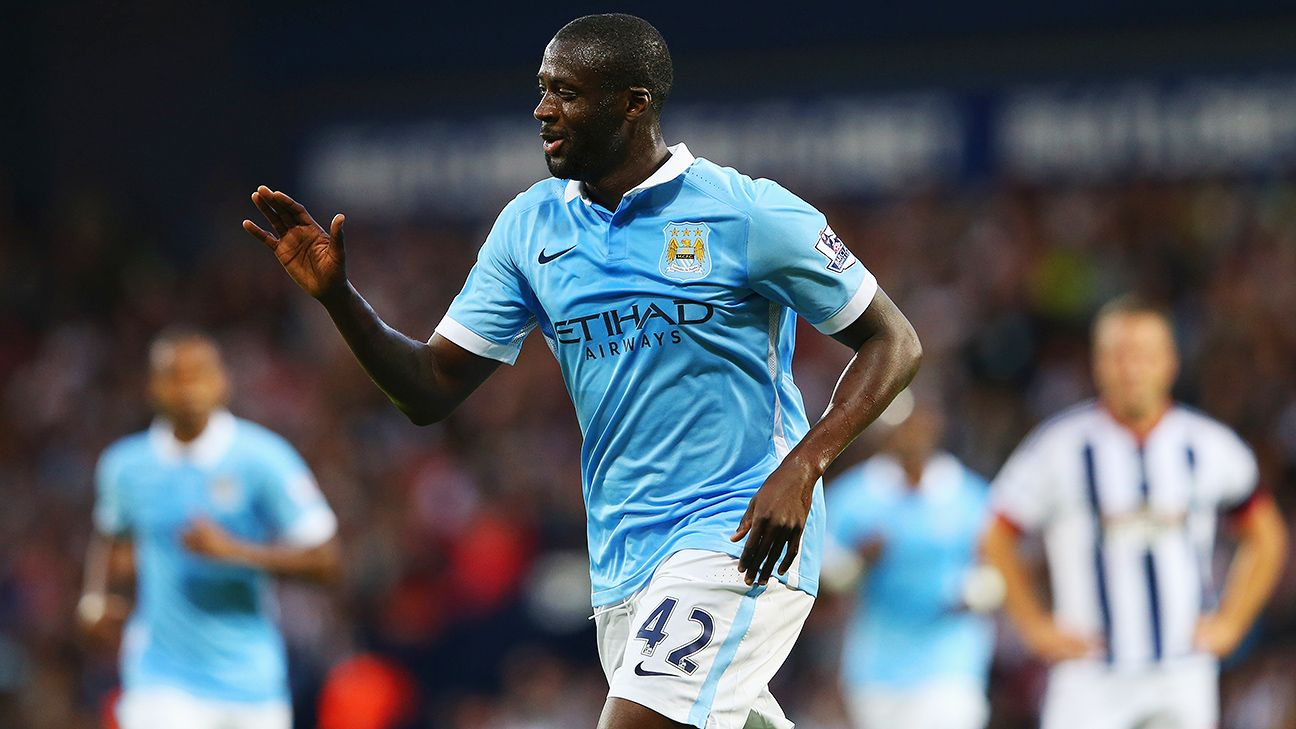 After frustrating fantasy owners in 2014-15, Manchester City's Yaya Toure is paying off handsomely thus far in 2015-16.