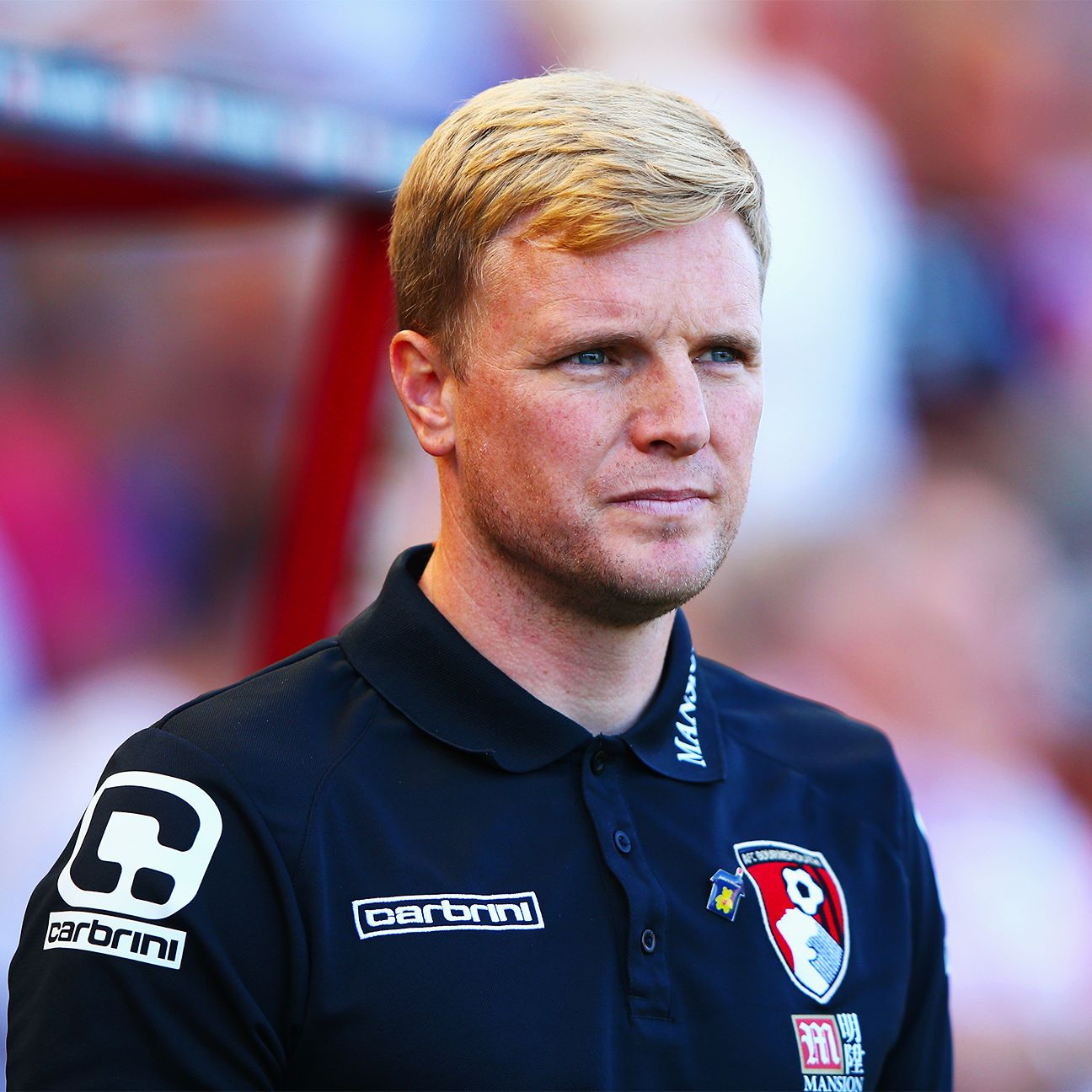 Eddie Howe's work in leading Bournemouth to the Premier League was a thing of legends.