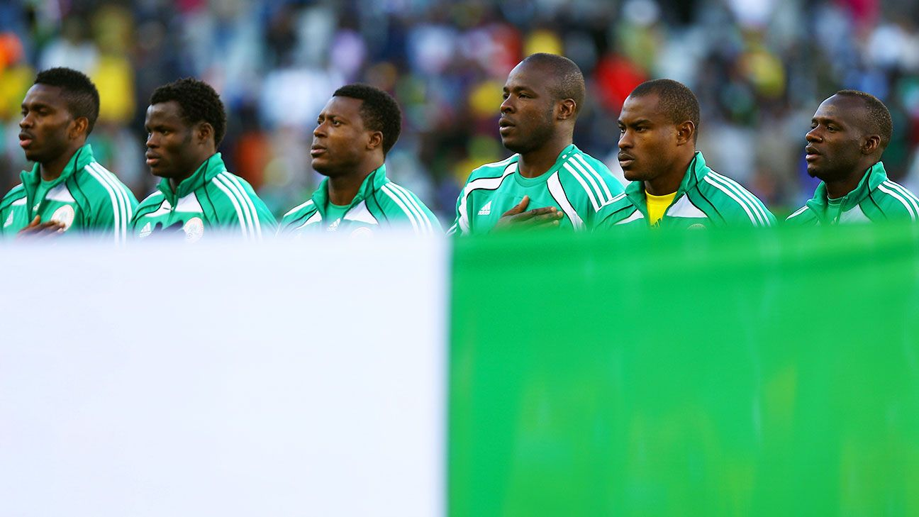 For many Nigeria fans, the players of today lack the spirit and patriotism of Samuel Okwaraji.