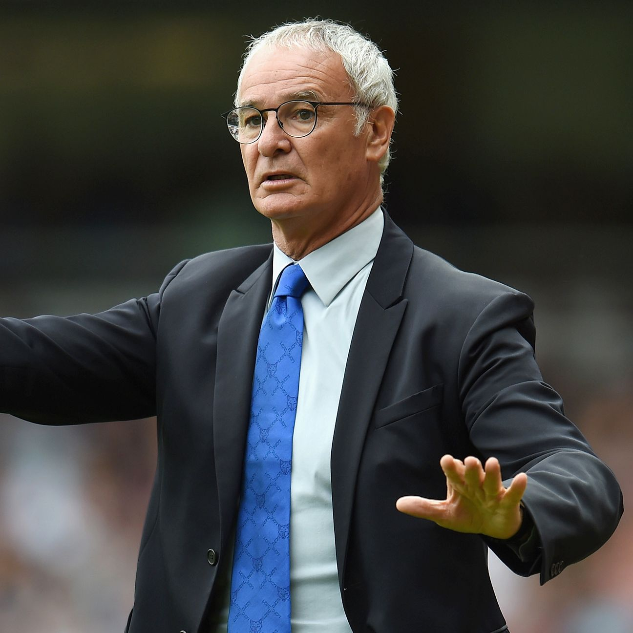 Claudio Ranieri's Leicester City are the Premier League's lone unbeaten side.