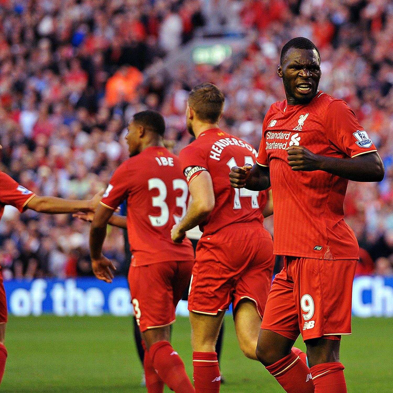 Liverpool V Barcelona Live Matchday Blog: Christian Benteke Leads Liverpool In Win Vs. Bournemouth