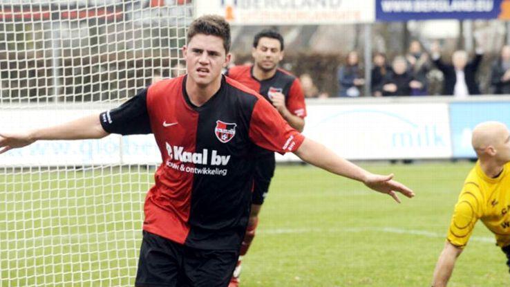 After spending last season in the Dutch third division, Santiago Palacios gets his Eredivisie shot at Roda.
