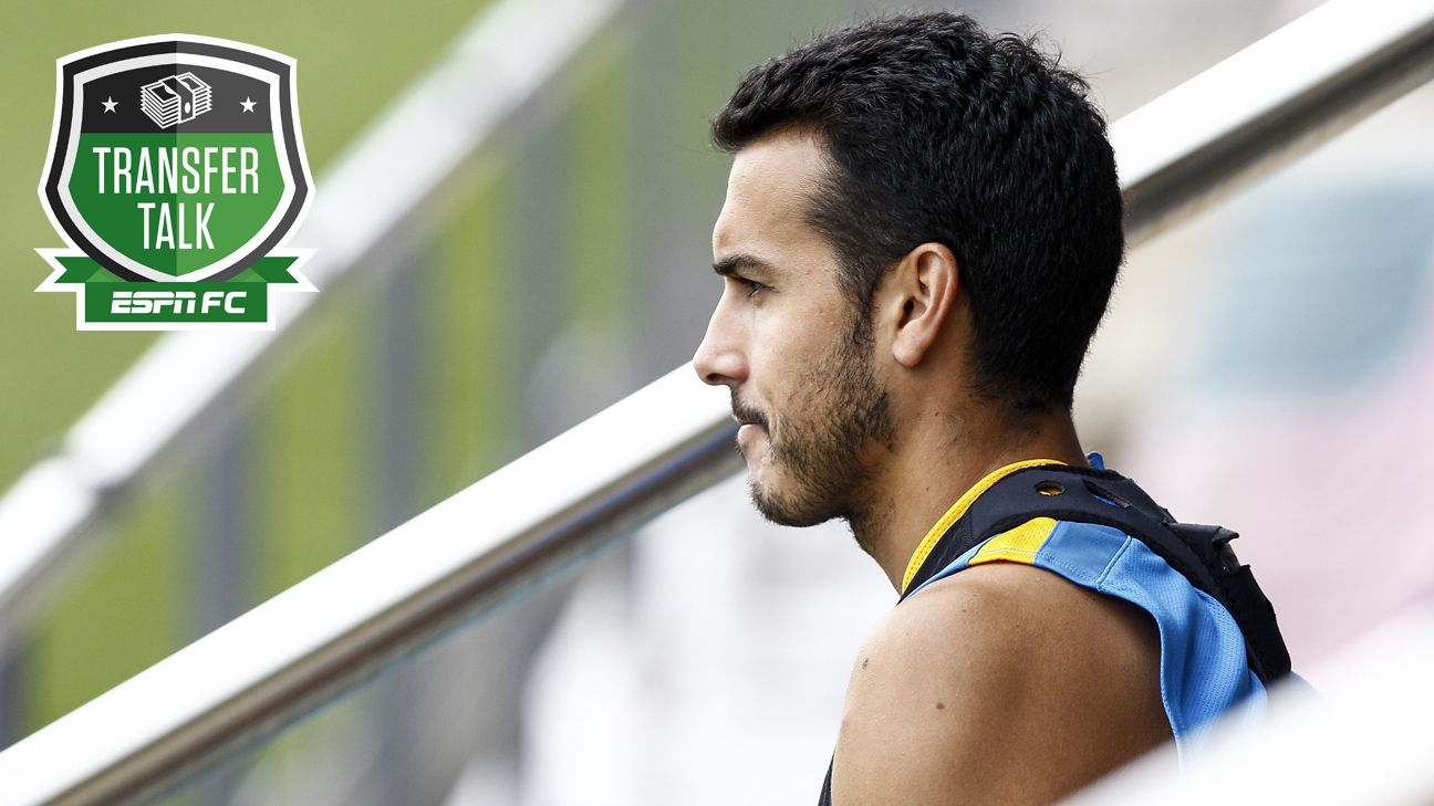 Pedro: Chelsea moved quicker and gave me a chance to play