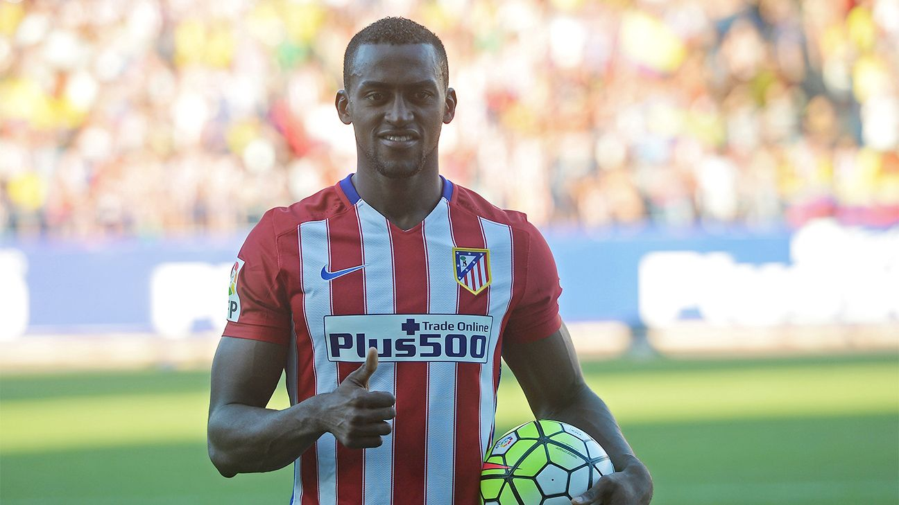 Jackson Martinez's highlights at Atletico Madrid were few and far between.