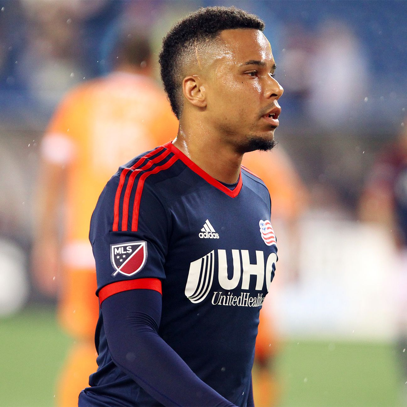 Charlie Davies is having a difficult time coming to terms with the Revs' disappointing season.