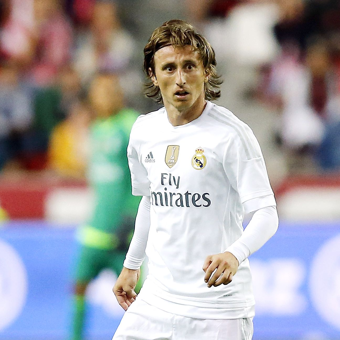 Luka Modric showed a superb work rate at both ends of the pitch in Sunday's 0-0 draw at Sporting.