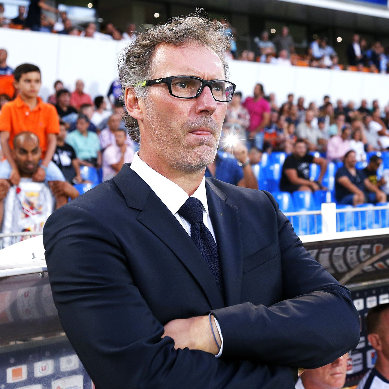 Laurent Blanc's PSG have yet to taste defeat this season in Ligue 1.