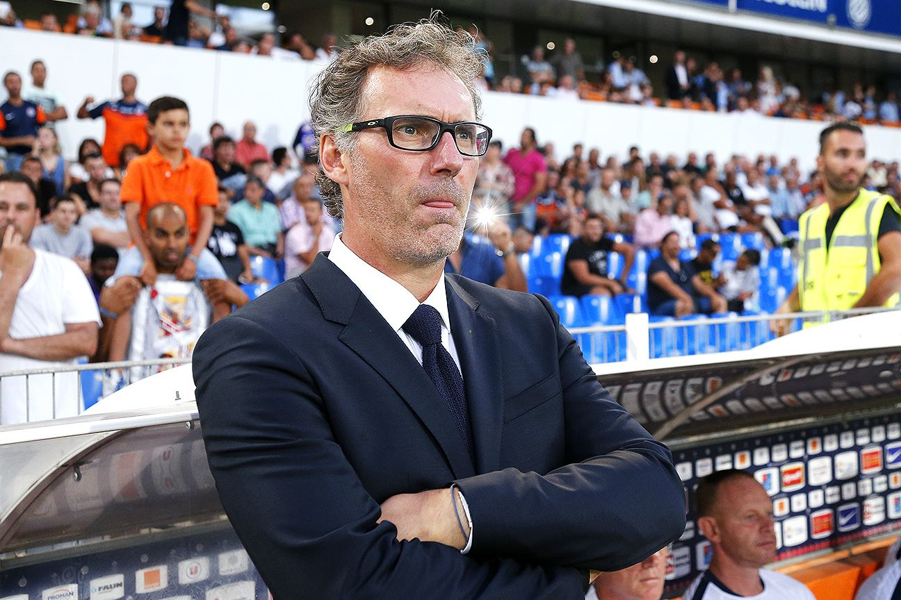 Laurent Blanc's PSG have only tasted defeat once this season in all competitions.