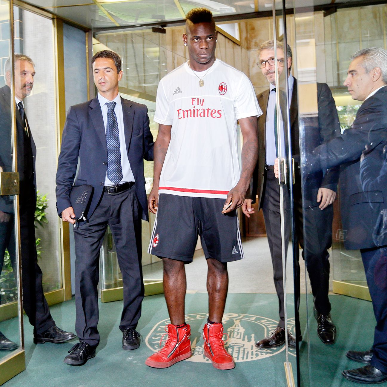 Mario Balotelli was the focal point of Milan's attack in his first stint with the club, but his new role in his Rossoneri return is yet to be defined.